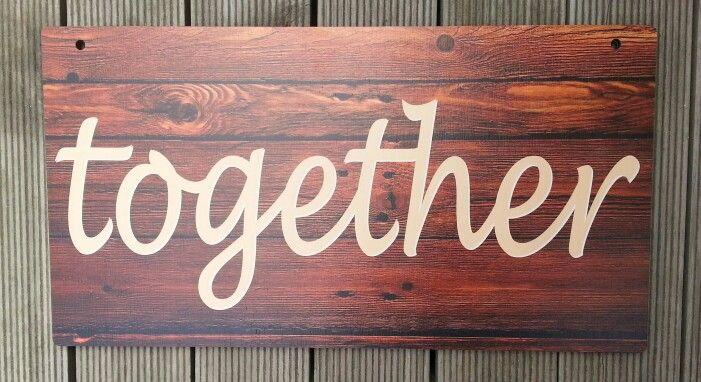 Wedding sign. Colour printed 9 mm ply. Laser cut. MyChoice@Firebridge