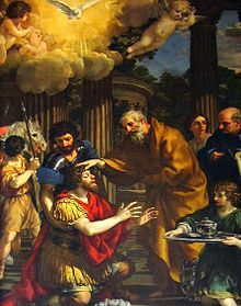 Paul the Apostle - writings ascribed to him form a considerable portion of the New Testament.