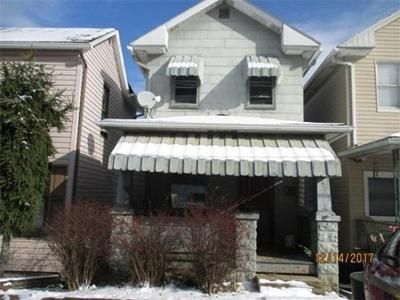 Cheap $4,900 property for sale located at  Lower Meadow Ave Charleroi, PA 15022, Charleroi, PA 15022, Washington County, 2 Beds, 1 Baths, 784 Sq/Ft