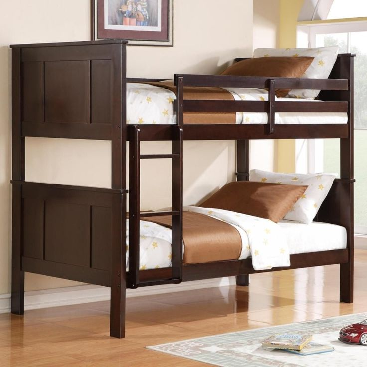 best 25 solid wood bunk beds ideas on pinterest rustic bunk beds wood bunk beds and trundle bunk beds