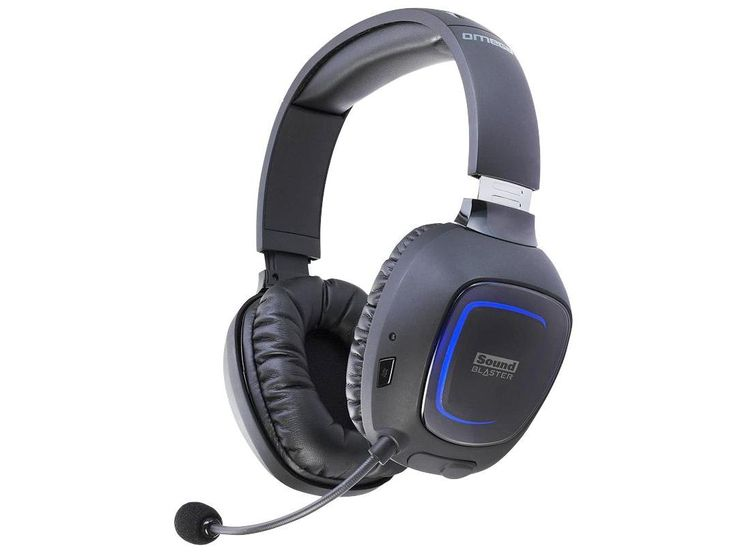 WIN! Three Creative Sound Blaster Tactic3D Omega headsets | Gaming headsets work equally well with PC, Mac, PS3 and Xbox 360 Buying advice from the leading technology site