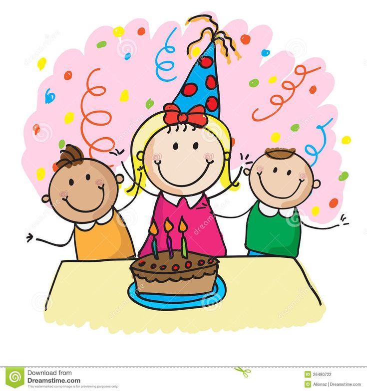 Clipart Geburtstag Hintergrund