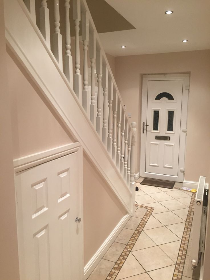 Hallway Dulux Natural Hessian Dulux Natural Hessian
