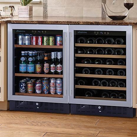 N Finity Pro S Beverage Station Stainless Steel Door In