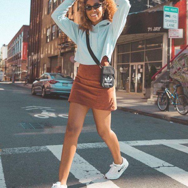 adidas Originals Trefoil Festival Crossbody Bag | My Style