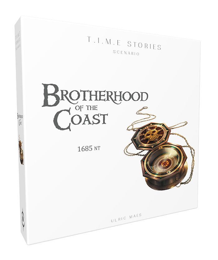 'Brotherhood of the Coast' to Expand 'T.I.M.E. Stories' This Summer