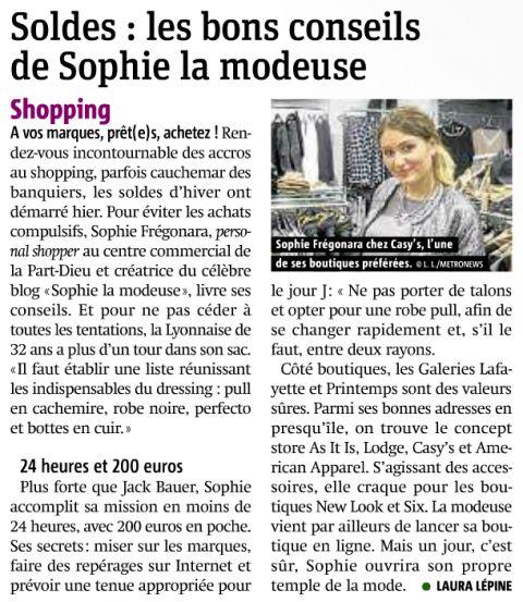 '퍼스널 쇼퍼(Personnal Shopper)'로 프랑스에서 사는 법?