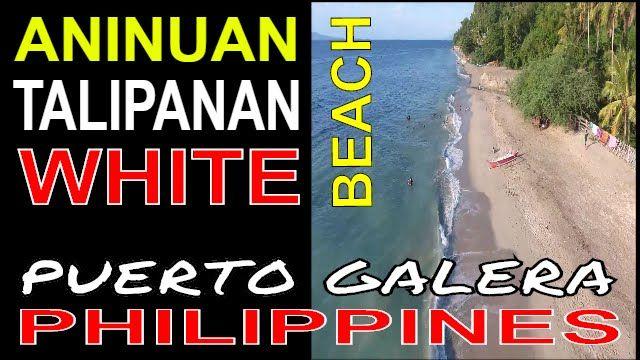 Aninuan beach #2 Talipanan beach White beach . Puerto Galera, Mindoro #2