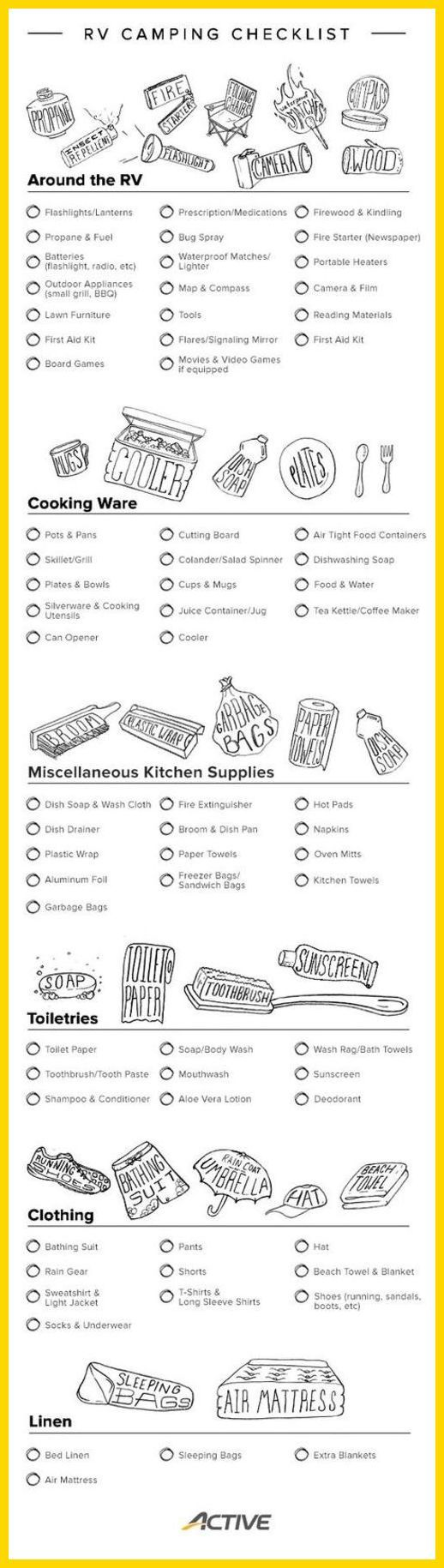 Camping Checklist - Create a Camping Checklist ** Click image for more details. #CampingSurvivals