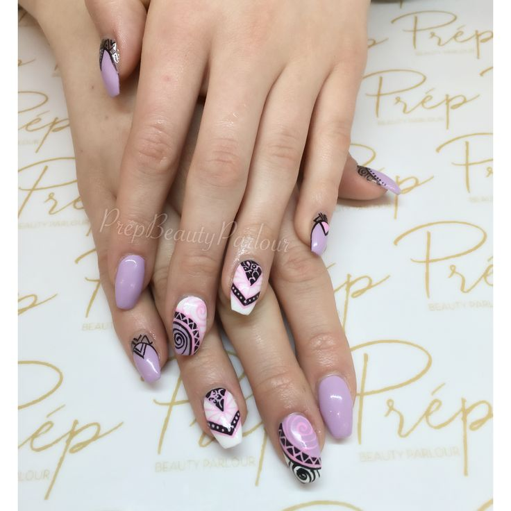 20 best nail art images on pinterest nailart nail art and eyes pink purple bandana nail art by yana prpbeautyparlour nailart vancity bestofyelp prinsesfo Image collections
