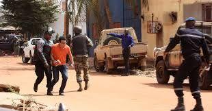Chad Gengenbach : Chad Gengenbach - Deadly Mali hotel attack