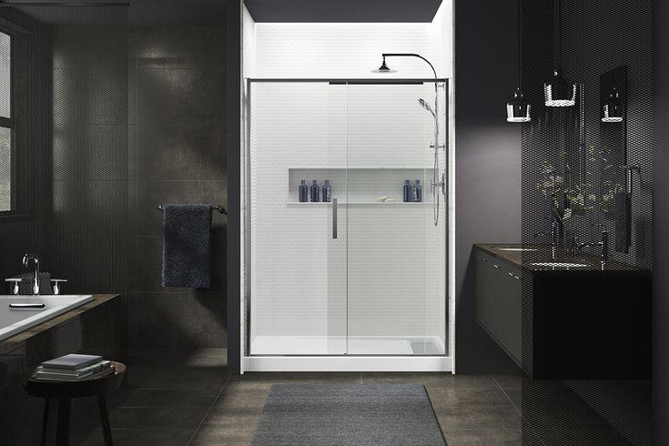 Torsion A 20mm Adjustment On Each Wall Profile For Out Of True Walls Makes Torsion A Dream To I Shower Doors Sliding Shower Door Shower Enclosure