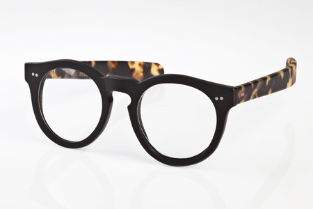 Rvs By V HandMade Matt Eyewear