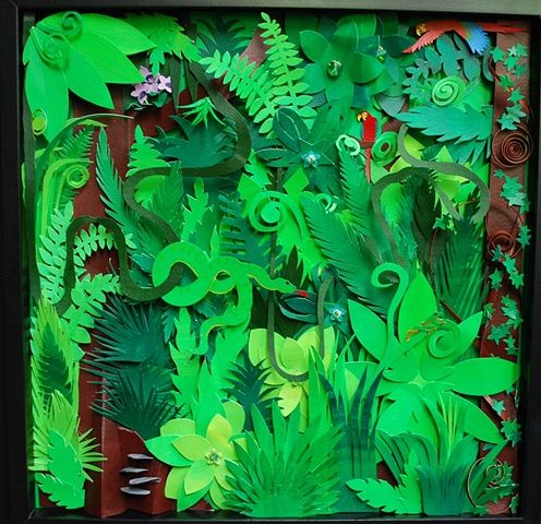 paper jungle - Google Search