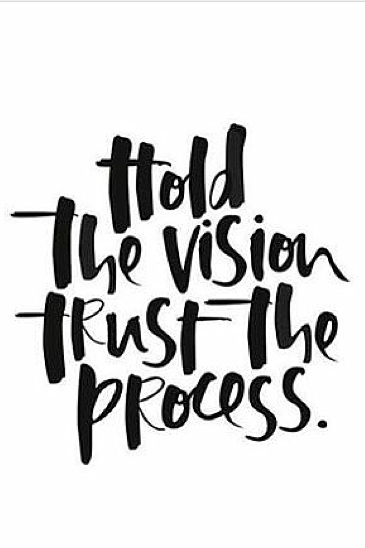 Hold the vision trust the process. If it's reallly important to you, focus & go get it.