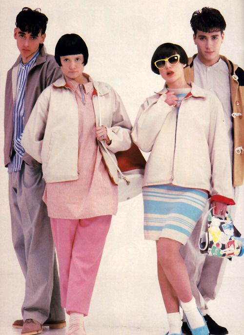 Pictures of the 80s fashion 13