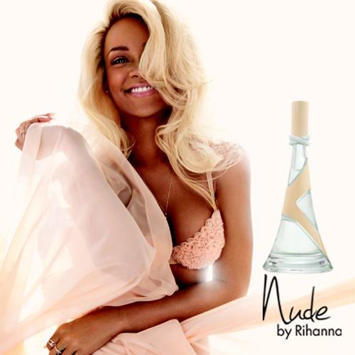 All Rihanna nude perfume ad question