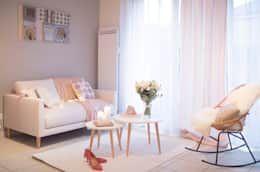 Ruang Keluarga by DLS Création