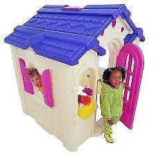 SWEETHEART PLAYHOUSE - Gingerbread style cubby for loads of imaginative playing