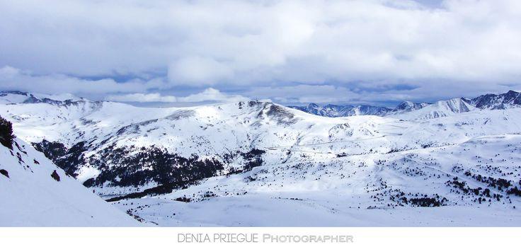 Estación de esquí Grandvalira. Andorra