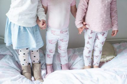 Lulu & Milly: We chat to Amanda and Jasmine, the lovely mums behind the beautiful kids clothing brand, Lulu & Milly.