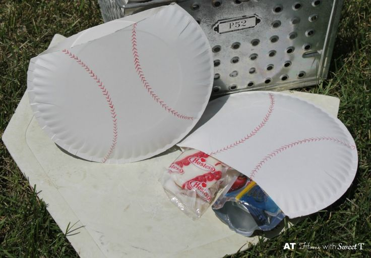 Baseball Treats