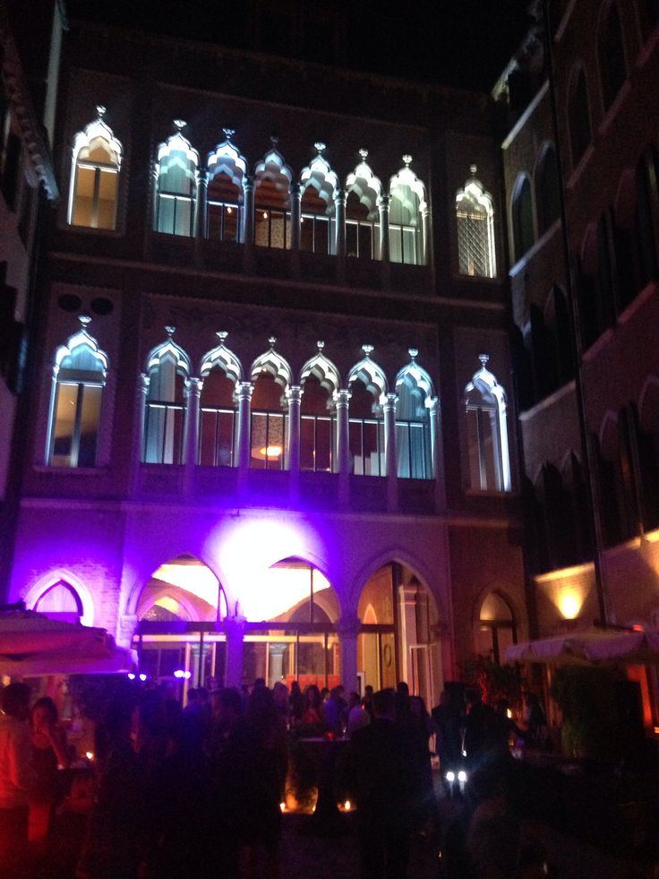 Diva e Donna party at Centurion Palace in Venice with @m:comunicazione