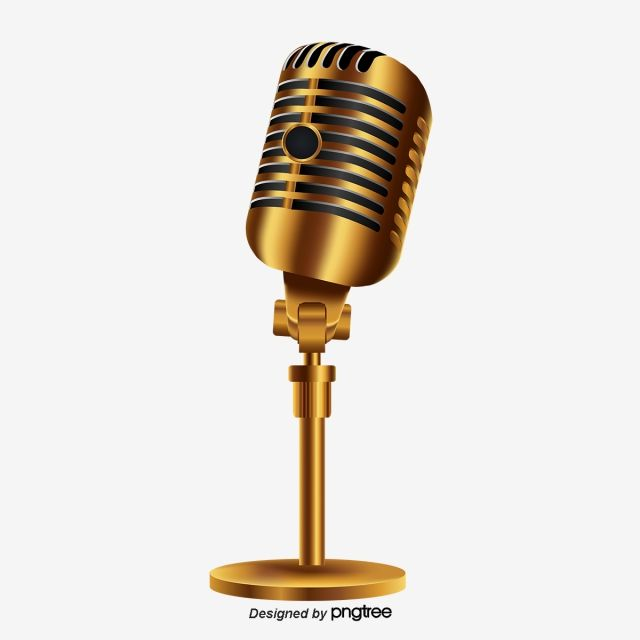 Microphone Microphone Microphone Microphone Vector Png And Vector With Transparent Background For Free Download New Background Images Vintage Microphone Web Design Marketing