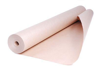 Крафт бумага в рулонах Ф840мм, длина 75м (40гр/м) Марий Эл