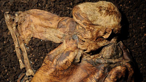 Lindow Man: Gruesome discovery who became 'international celebrity'