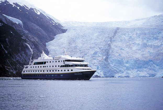 Set sail from Tierra del Fuego, Ushuaia, the southernmost city in the world, for Antartica where you can enjoy the natural landscape and wildlife.