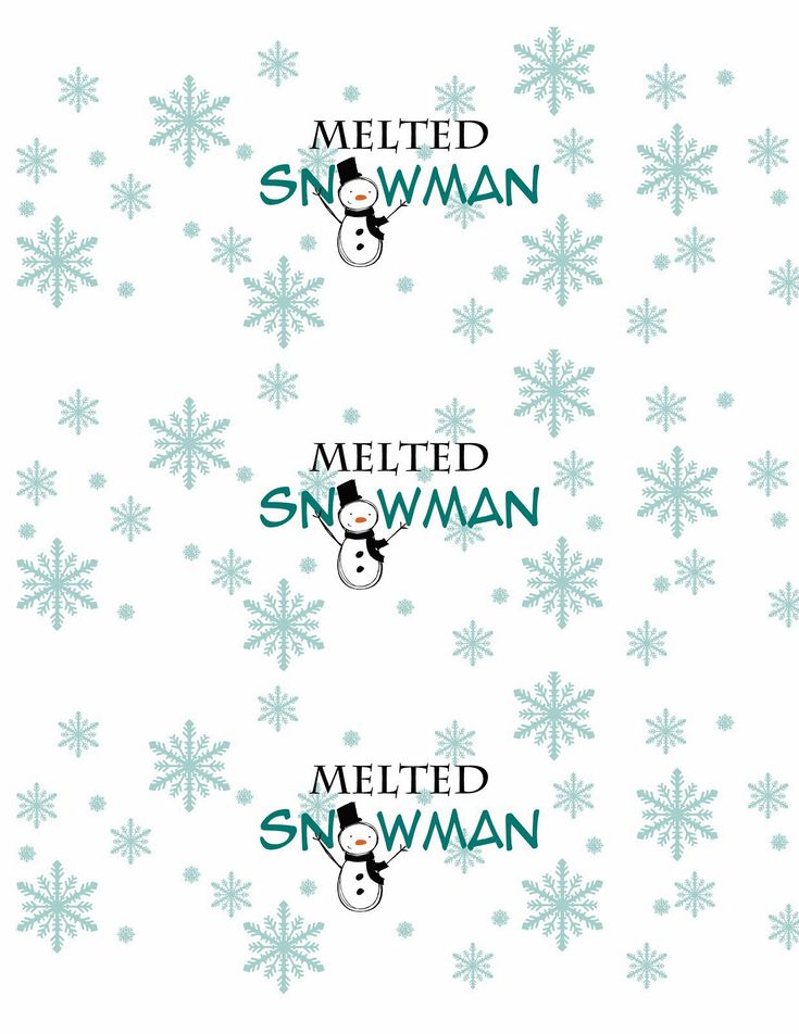Need a free Holiday Party Printable a class party? I do! I signed up to bring water to my kids holiday parties. My girlfriend, yes Amanda...
