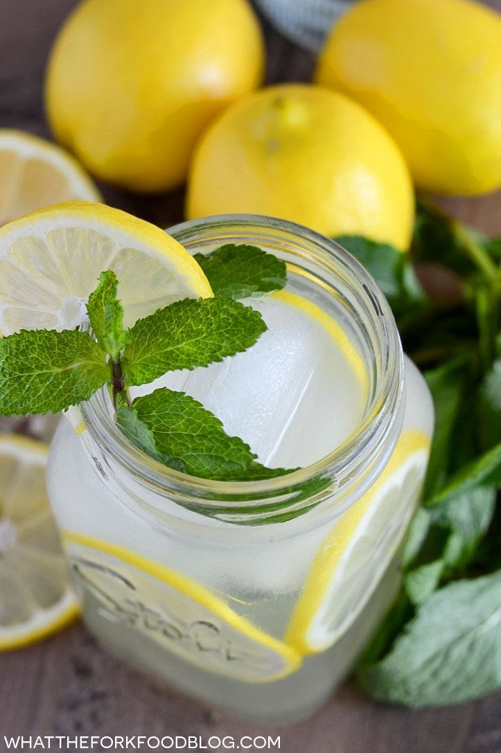 An easy vodka lemonade recipe for a simple summer cocktail. This recipe serves one but could easily be made into a large batch.