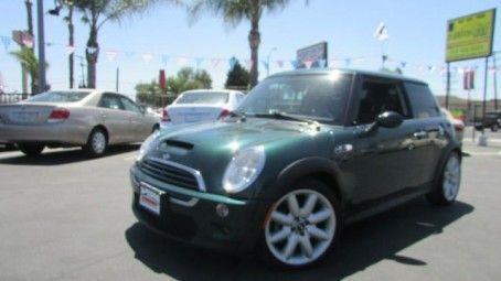 San Diego-cars-for-sale | 2003 MINI Cooper S | http://sandiegousedcarsforsale.com/dealership-car/2003-mini-cooper-s  #cars_for_sale