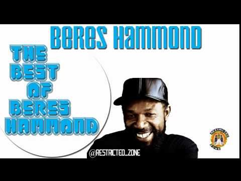 BERES HAMMOND - THE BEST OF BERES HAMMOND (RESTRICTED ZONE) (DA MUSICAL HIERARCHY)