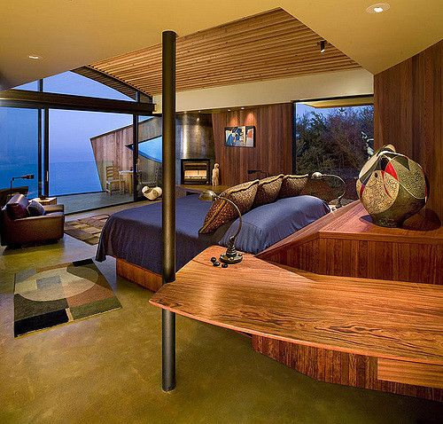 Monterey Hotels | Post Ranch Inn - Cliff House | Romantic Getaway in California http://www.lecoresorts.com/st_hotel/big-sur-eco-resort-post-ranch-inn/