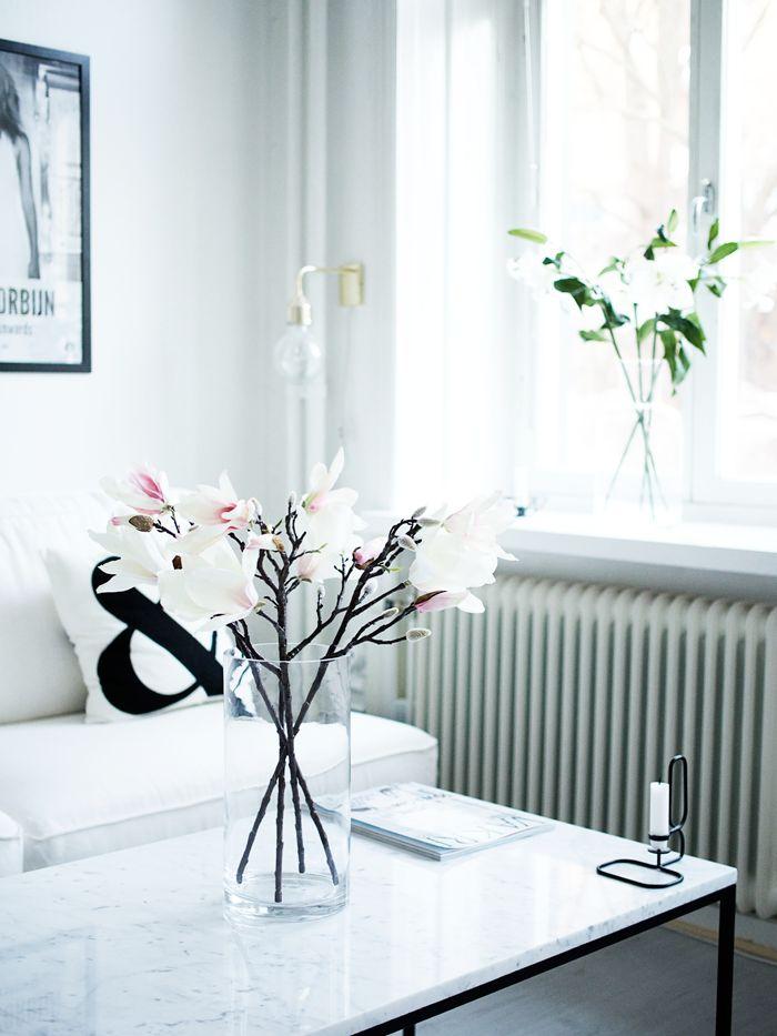 Magnolia // Living room - storiesbyme.se