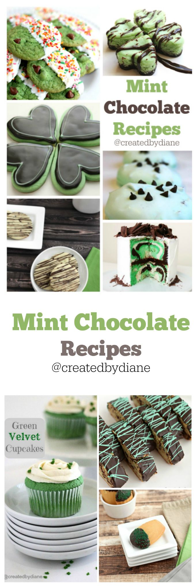 mint and chocolate a delicious flavor combination
