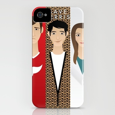 """""""Life moves pretty fast...if you don't stop and look around once and a while, you could miss it."""" My two favorite things: Ferris and my iPhone."""