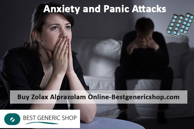 Use Zolax Alprazolam Tablets To Get Free From The Anxiety Condition Safely !! you can easily buy zolax alprazolam 1mg tablets online from bestgenericshop.com at cheap prices....