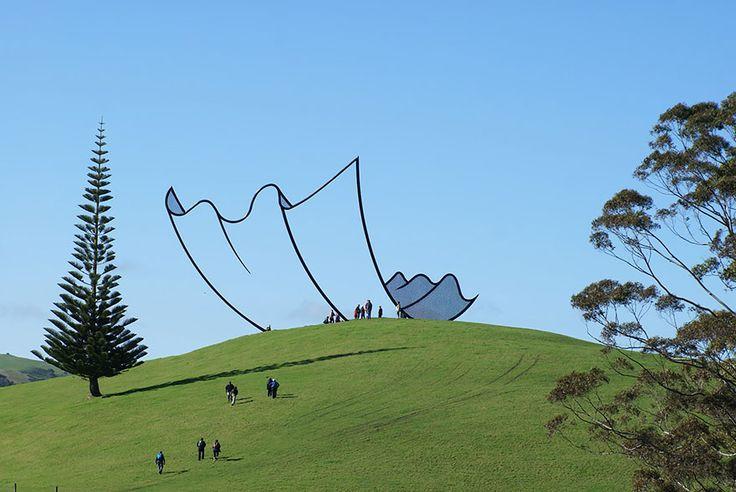Sculpture in New Zealand  15 fotos magníficas que parecem falsas mas são reais