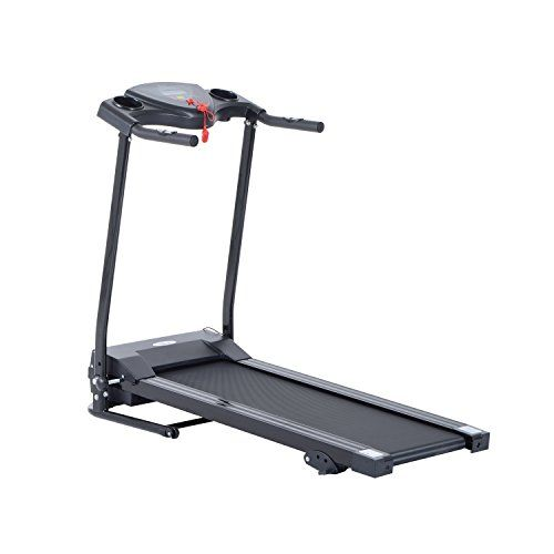 Homcom  0.75HP Motorized Treadmill Folding Portable Electric Running Machine w/ 3 Manual Incline Settings 1 No description (Barcode EAN = 5055974825376). http://www.comparestoreprices.co.uk/december-2016-5/homcom-0-75hp-motorized-treadmill-folding-portable-electric-running-machine-w-3-manual-incline-settings-1.asp