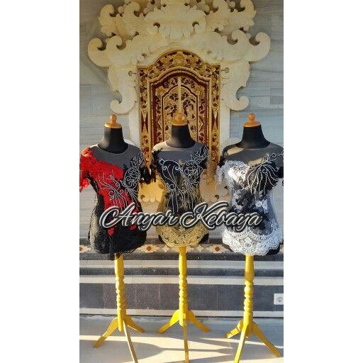 Anyar Kebaya Menyewakan dan Menjual Kebaya Modifikasi Bali