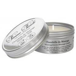 Femme Fatale Vanilla Candle 125ml Świeczka do masażu, która wygładzi każde napięcie w ciele...