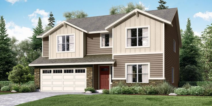 The Livingston | Custom Floor Plan | Adair Homes