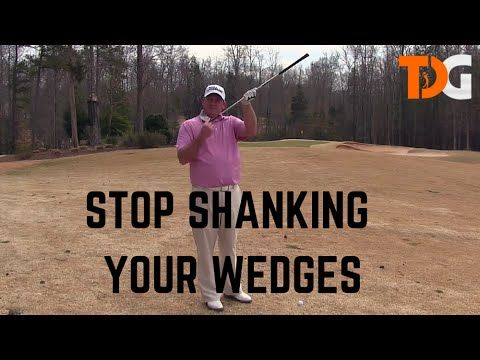 Stop Shanking Your Wedges - Tyler Dice Golf  NEW VIDEO: Stop Shanking Your…