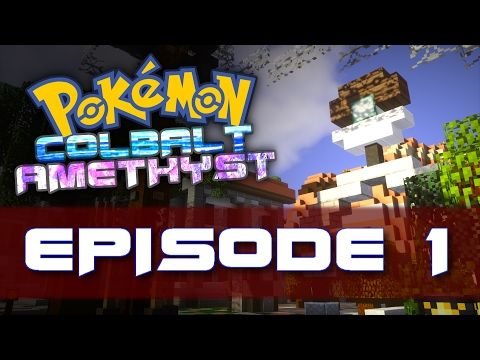 http://minecraftstream.com/minecraft-episodes/welcome-to-suliqu-pokemon-cobalt-and-amethyst-episode-1-minecraft-roleplay/ - WELCOME TO SULIQU! Pokémon Cobalt and Amethyst - Episode 1 [Minecraft Roleplay]  Please leave a like and a comment if you enjoyed this video! Download the map here: http://www.minecraftforum.net/forums/mapping-and-modding/maps/2791466-pokemon-cobalt-amethyst-pokemon-in-vanilla Pokémon Cobalt and Amethyst is a 1.8.8 single player vanilla Minecraft map