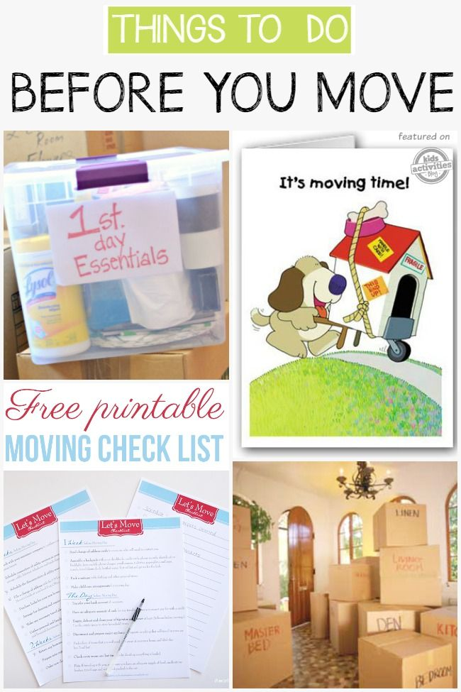 Moving Hacks and Tips You Must Know