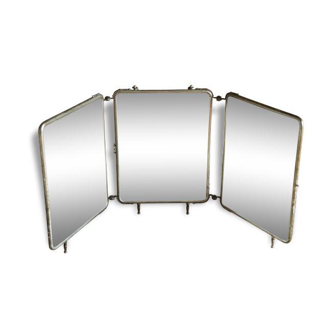 Meer dan 1000 idee n over miroir triptyque op pinterest for Miroir triptyque barbier