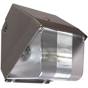 100w High Pressure Sodium (HPS) Small Wall Packs 120/208/240/277v $91.47